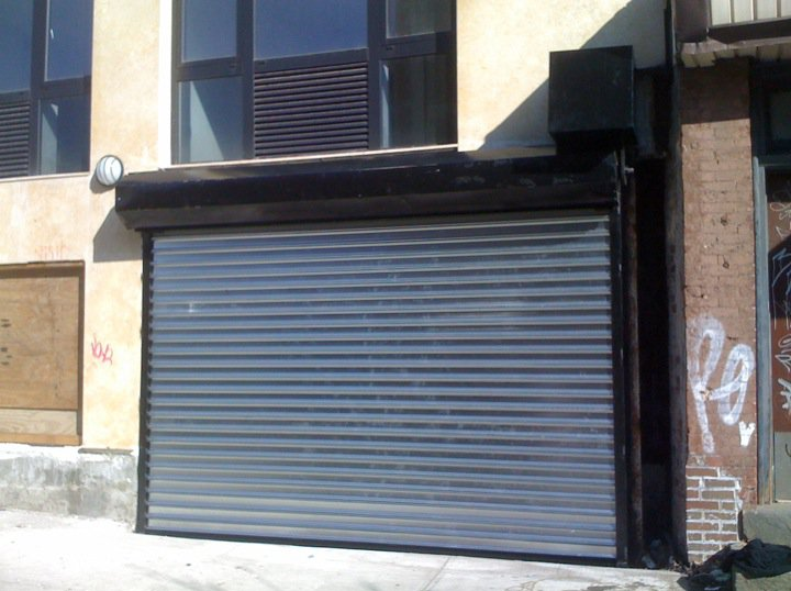 Commercial Rolling Doors Amp Rolling Gates New York