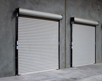 Mini Storage Roll up Garage Doors & Gates