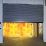 New York Manhattan  Fire Rolling Gates
