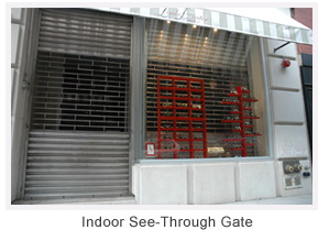 New York Sliding Grilles Gates and Doors